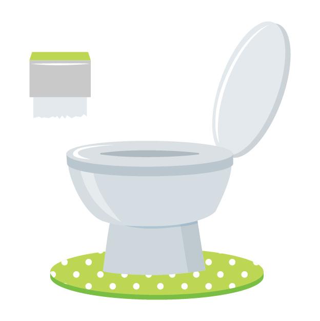 トイレの練習
